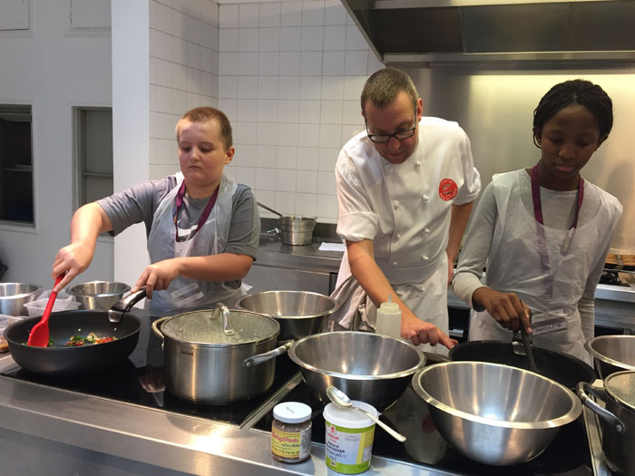Cookery Day