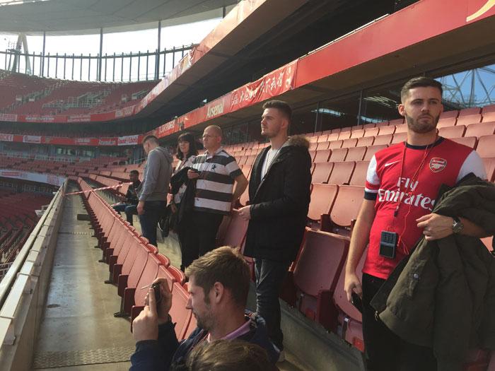Arsenal Stadium Tour