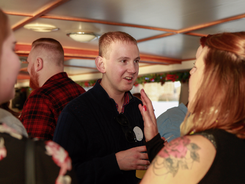 Christmas Boat Party