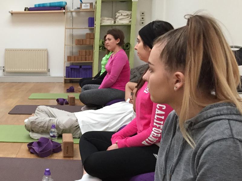 Yoga and Meditation Workshop