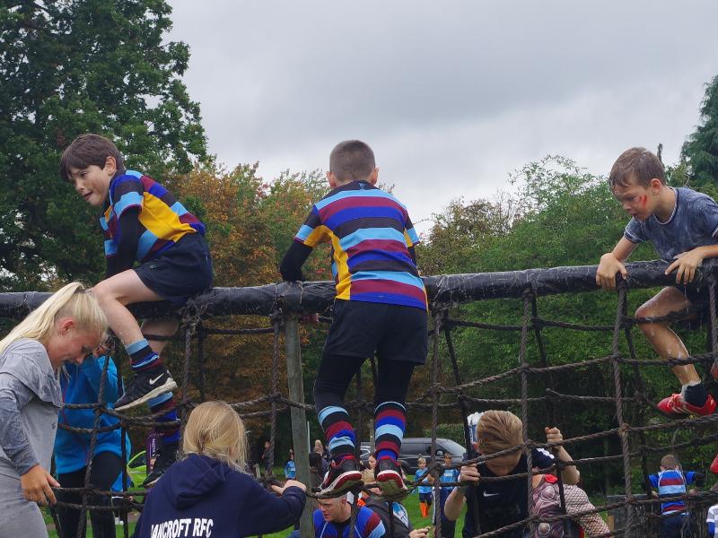 Junior Warrior Race