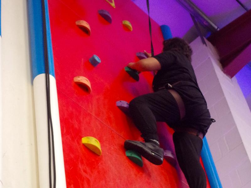 Clip & Climb