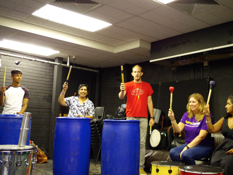 Junk Percussion Workshop