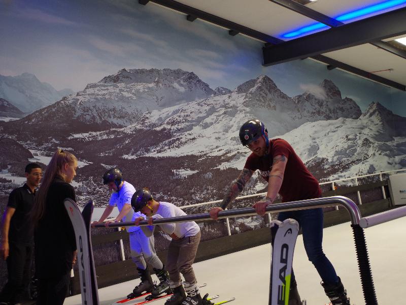 Chel-Ski Skiing Experience