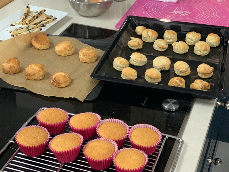 Ready, Set, Bake!