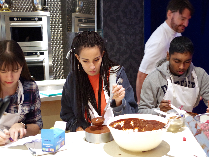 Chocolate Torte and Truffle Making Workshop
