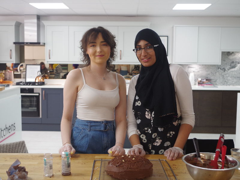 Chocolate Cookery Day