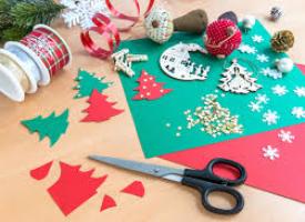 Evening  Christmas Craft