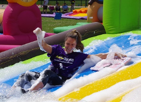 Wormley It's a knockout!