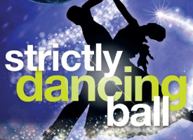 Strictly Dancing Ball