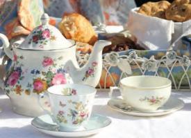 Afternoon Garden Tea Party