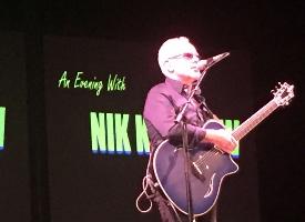 An evening with Nik Kershaw