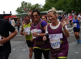 Teens Unite Charity Run
