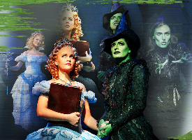 Wicked Theatre Trip