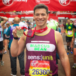 Teens Unite Marathon Champions