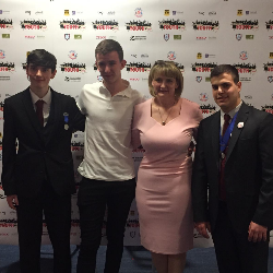 Teens Unite Volunteer Wins Entrepreneur of the Year at Broxbourne Youth Awards