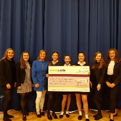 Presdales School Raises over £10,000 for Teens Unite