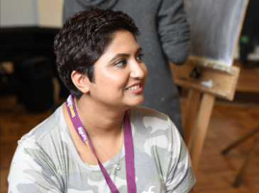 Meet Hiral, diagnosed with Acute Lymphoblastic Leukaemia, aged 21