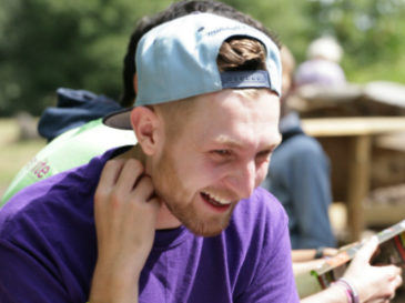 Meet Kenny, diagnosed with Hodgkin's Lymphoma, aged 17
