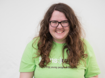 Meet Amanda, diagnosed with Hypoplastic MDS, Severe Aplastic Anaemia, aged 20