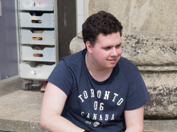 Meet Jeremy, diagnosed with Hodgkins Lymphoma, aged 17