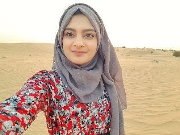 Meet Azreen, diagnosed with Ewings Sarcoma, aged 19