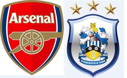 Arsenal vs Huddersfield FC